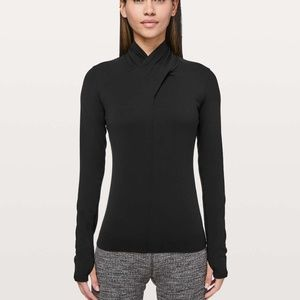 LULULEMON Ethereal Long Sleeve Nulu Cozy WFH NWT